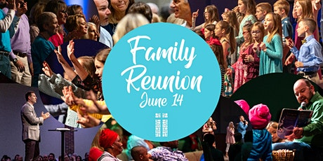 Family Reunion June 14th at 11:00 A.M. tickets