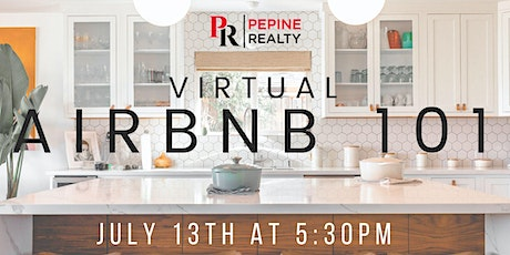 Virtual Airbnb 101 Seminar tickets
