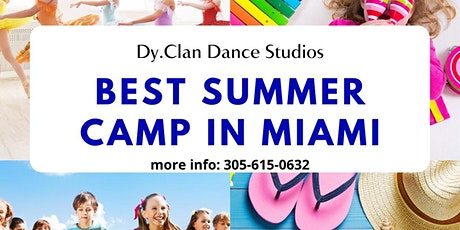 Private Summer Dance Camp tickets