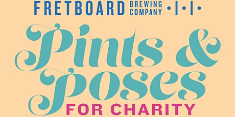 Pints and Poses - August 2nd- OGB tickets