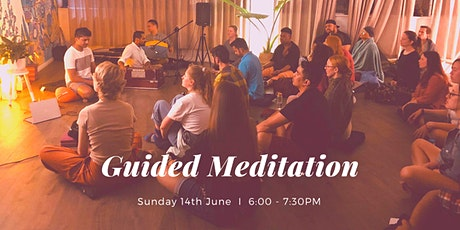 Guided Meditation,  West End Sunday 14th June tickets