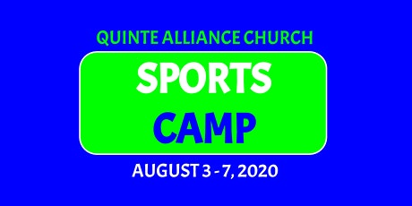 Sports Camp 2020 tickets