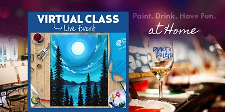 Moon Glow Forest - Live Interactive Virtual Class tickets