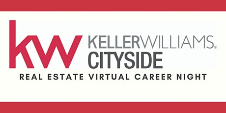 Keller Williams Cityside Virtual Career Night tickets