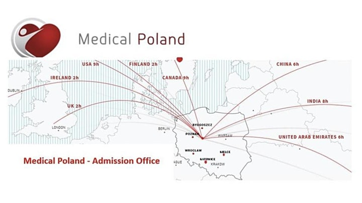 Open Day MD - Medical Poland Admission Office - 10.05.2021 18:30  IST image