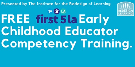 Early Childhood Educator Competency training- Observation and Screenings tickets