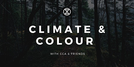 Climate and Colour tickets