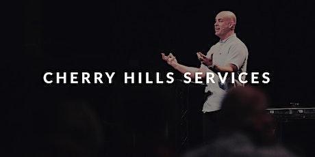 Cherry Hills | Services (August 8 - August 13) tickets