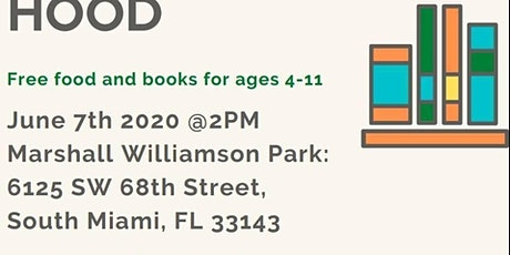 Books in the Hood picnic tickets