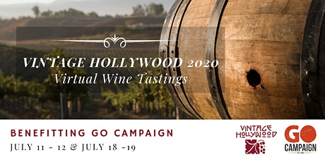 Virtual Vintage Hollywood supporting GO Campaign tickets