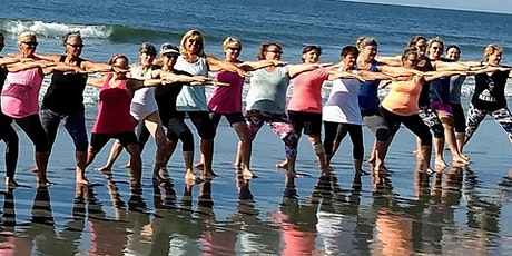 Yoga on the Beach, Tues., 6/9/20 - 8:00 am tickets