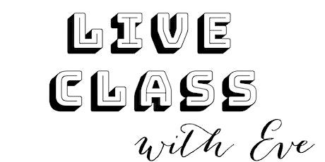 LIVE DIGITAL ZUMBA®️ CLASS (07/06/2020) tickets