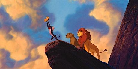 The Lion King 1994 (U) - Drive-In Cinema at Carlisle Racecourse tickets