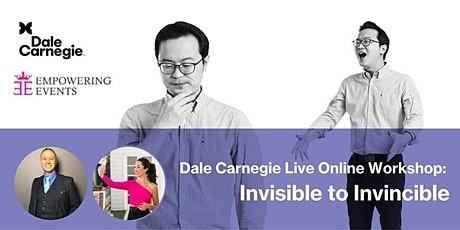 Guest Speaking: Invisible to Invincible with William Farmer! tickets