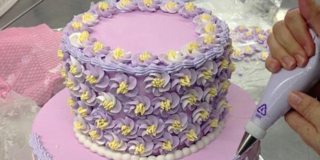 Cake Decorating 4 week course tickets