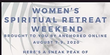 Women's Spiritual Retreat Weekend tickets