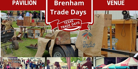 Brenham Trade Days | Holiday Market tickets