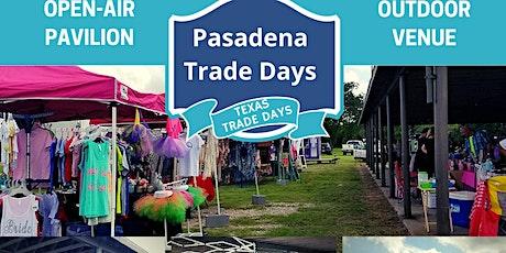 Pasadena Trade Days   Holiday Market tickets
