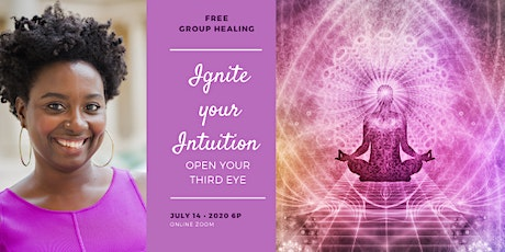 Free Group Energy Healing: Ignite Your Intuition tickets