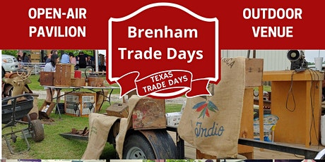 Brenham Trade Days | Christmas Market tickets