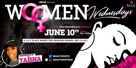 WOMEN WEDNESDAYS tickets