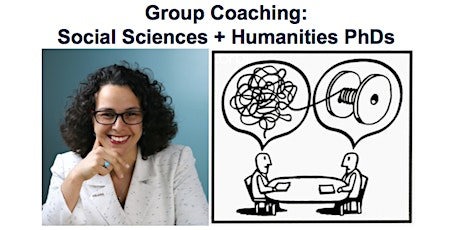 Group Coaching: Humanities + SS PhDs | Networking + Job Hunting Skills tickets