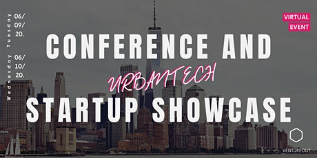 Urbantech Conference and Startup Showcase tickets