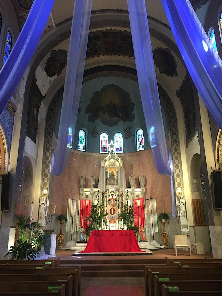 Sunday Masses image