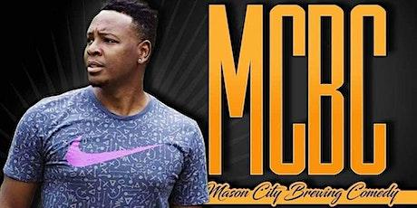 Mason City Brewing Comedy MCBC tickets