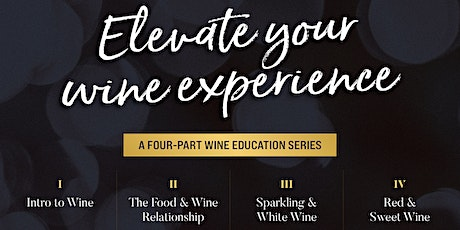 Wine Education Series tickets