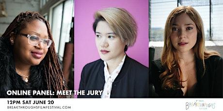 BFF 2020: Meet the Jury Online Panel tickets