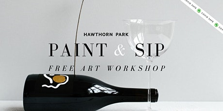 Paint & Sip at Hawthorn Park tickets