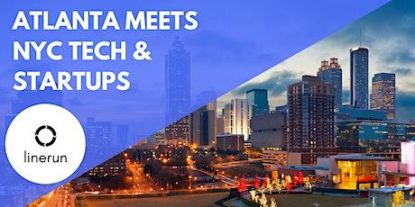 Atlanta Meets NYC Tech:  Exploring Future Trends & Opportunities tickets