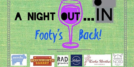 Pop-Up - 'A Night Out, In'  - AFL's back! tickets