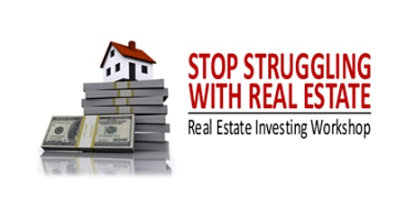 HOW TO OVERCOME YOUR  STRUGGLES WITH REAL ESTATE INVESTING tickets
