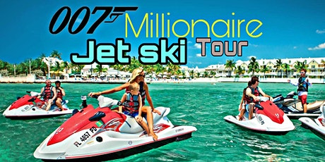 007 Millionaire Jet Ski Adventures tickets