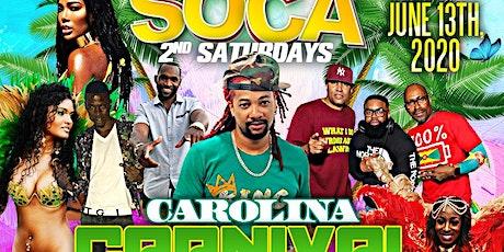 Soca Second Saturdays tickets