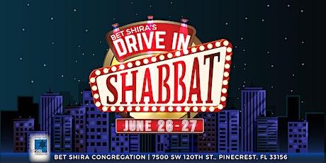 Drive In Shabbat - Kabbalat Shabbat tickets