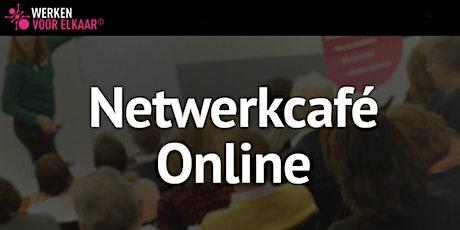 Netwerkcafé Online: Netwerken met effect! tickets
