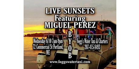 LIVE SUNSETS Feat. MIGUEL PEREZ tickets