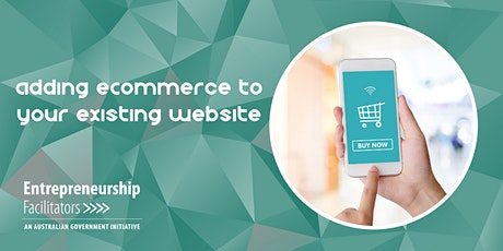 Adding eCommerce to your existing website - In Person / Zoom Options tickets