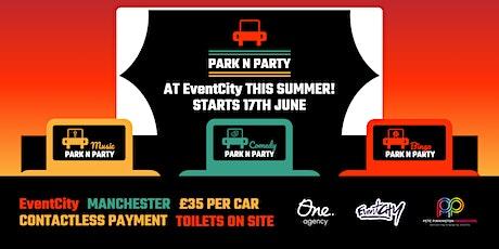 Park N Party - Bingo tickets