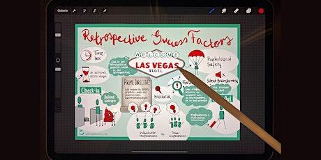 Sketchnotes mit Procreate (iPad) tickets