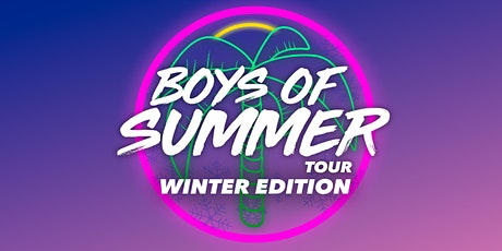 Boys of Summer Tour tickets