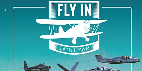 AOPA Luxembourg visit to Fly-In Saint YAN 2020 billets