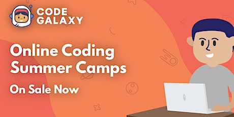 Young Coders: Games and Animations with Scratch (7/13-7/17)-7-9 years old tickets