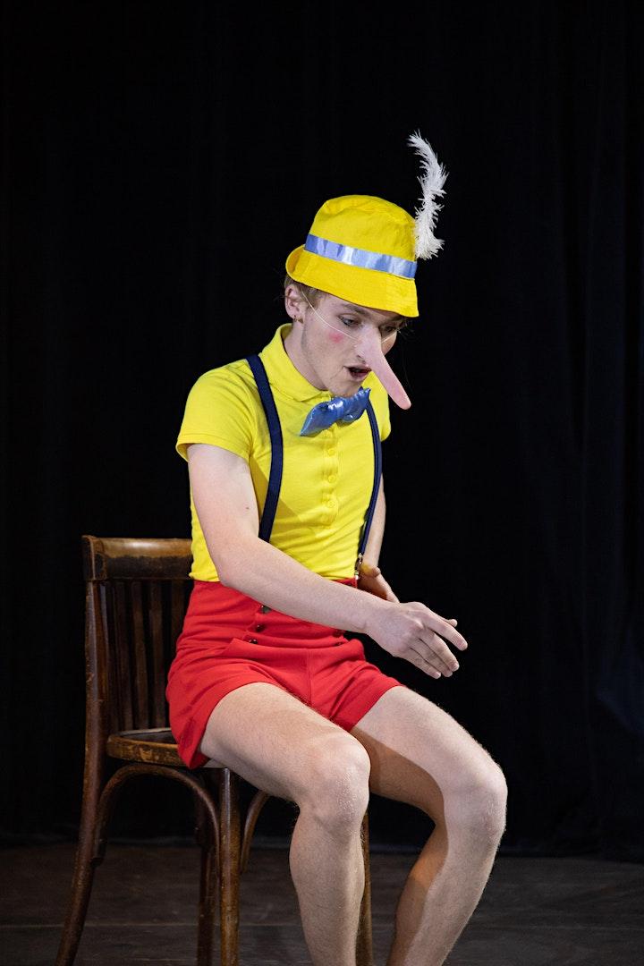 Image pour Ciné-Vivant / Pinocchio (VF)