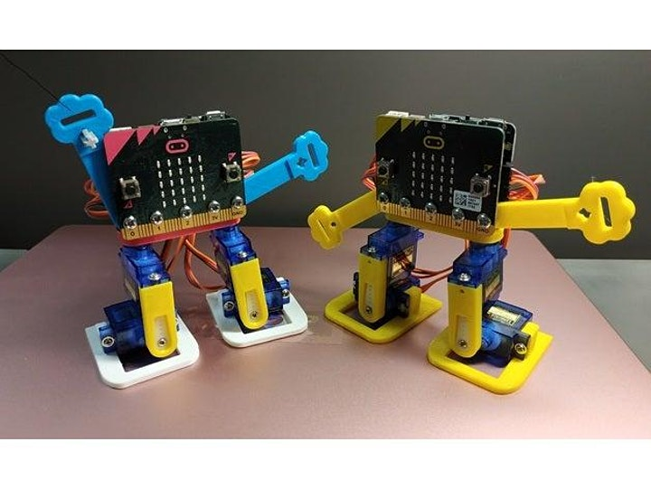 Immagine HelloRobot Summer Camp |12-16 anni|Hacking Every Day Objects