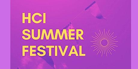 HCI summer festival tickets