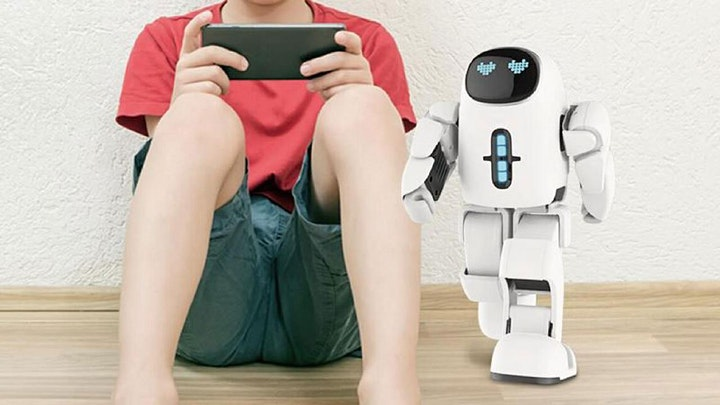 Immagine HelloRobot Summer Camp |12-16 anni|Humanoid Actor Studio